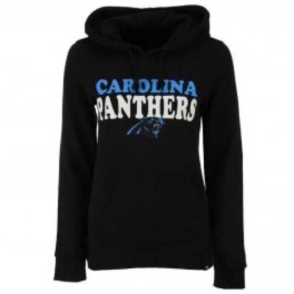 the best attitude 642ce 7000a Carolina Panthers Pullover Hooded Sweatshirt
